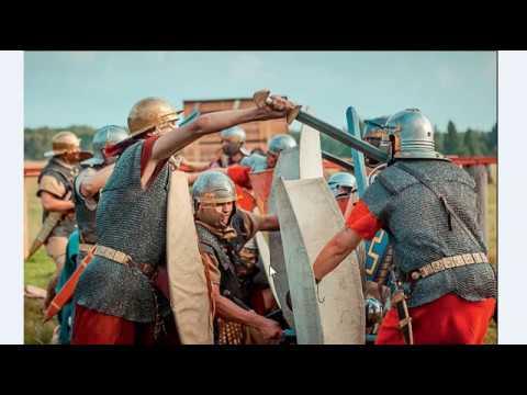 Римский легион губит
