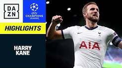 Harry Kane: alle Tore Gruppenphase   UEFA Champions League   DAZN Highlights