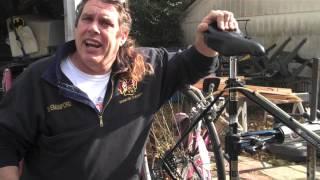 27 In. Bike Check - Old School 10-Speed? BikemanforU Show Episode 28
