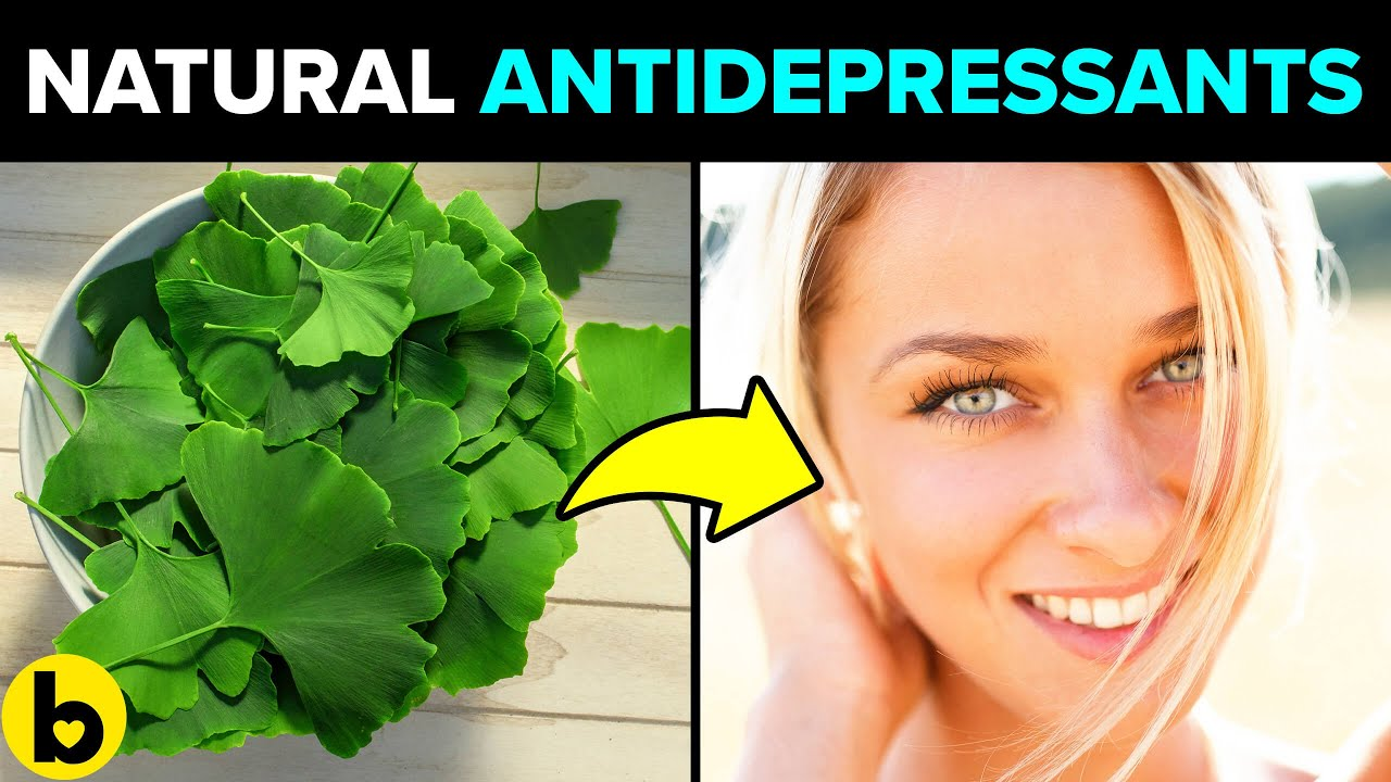 6 Natural Antidepressants you need to Try