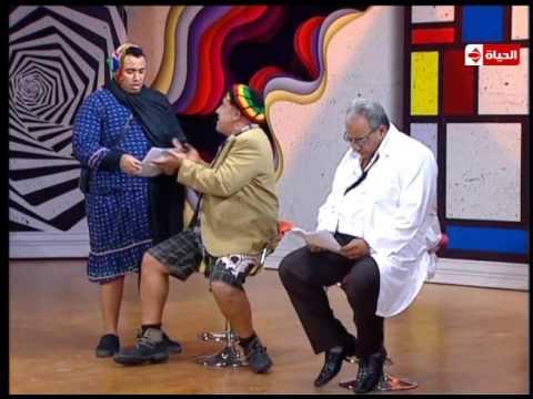 تياترو مصر - حلقة الجمعة 20-11-2015  مسرحية ' تخيل لو ' - Teatro Masr