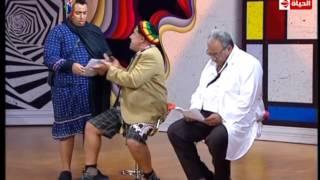 """تياترو مصر - حلقة الجمعة 20-11-2015  مسرحية """" تخيل لو """" - Teatro Masr"""