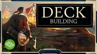 Deckbuilding Tips: How to Build An Elder Scrolls Deck! (Sensei Romanesque - TESL)