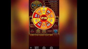 90 FREE SPINS ONLINE CASINO | 9 masks of fire |