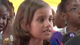Het 10 Minuten Jeugd Journaal uitzending 13 september 2016(Suriname / South-America)