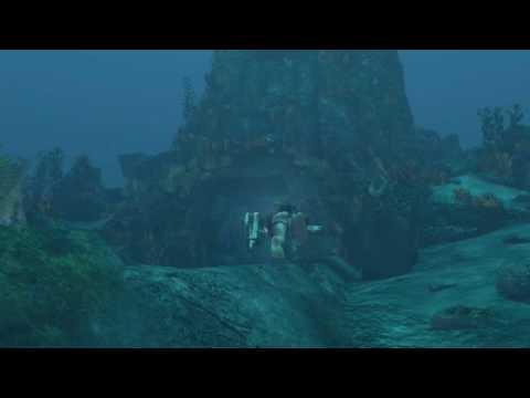 Tomb Raider: Underworld Walkthrough - Mediterranean Sea 1/5