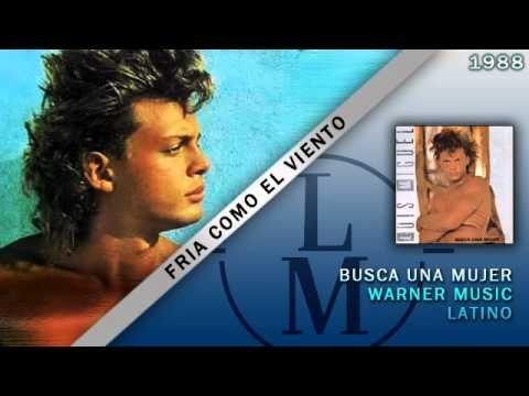 Fría Como El Viento - Luis Miguel