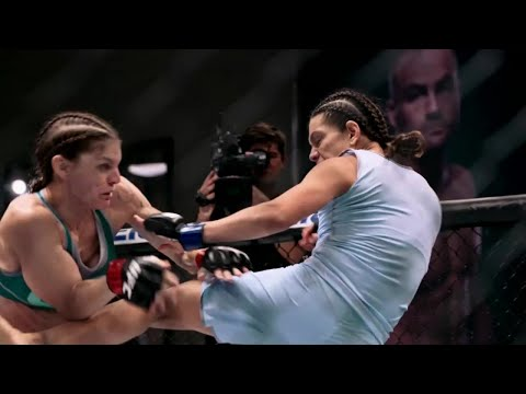 Watch the recap the fourth fight of season 26 between Nicco Montano and Lauren Murphy