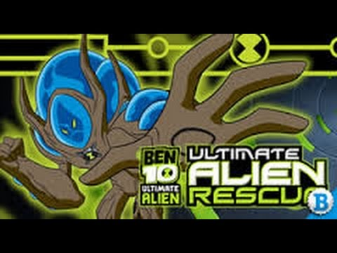 Ben 10 Ultimate Alien Rescue Ben 10 Full Games Youtube