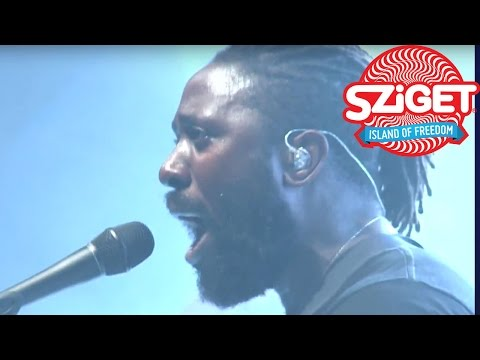 Bloc Party  @ Sziget Festival 2016