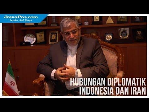 Hubungan Diplomatik Indonesia dan Iran