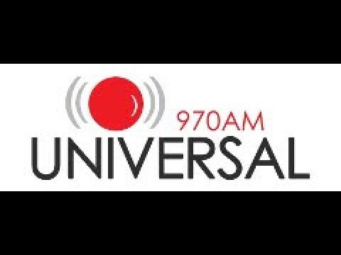 RADIO UNIVERSAL.   AM 970 -  MONTEVIDEO   (URUGUAY)