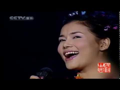Soinam Wangmo messa di voce runs G#5 passagio mixed voice - head voice