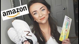 What I Buy From Amazon| Amazon Lifestyle Haul 2017 thumbnail