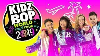 KIDZ BOP Kids - KIDZ BOP World Tour 2019!