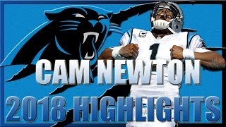 Cam Newton Full 2018 Highlights | @Shellitronnn