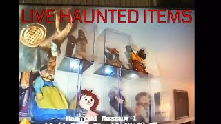 Alleged Haunted Items | Paranormal HQ  (Beta Test)