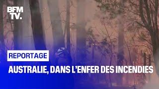 Australie, dans l'enfer des incendies
