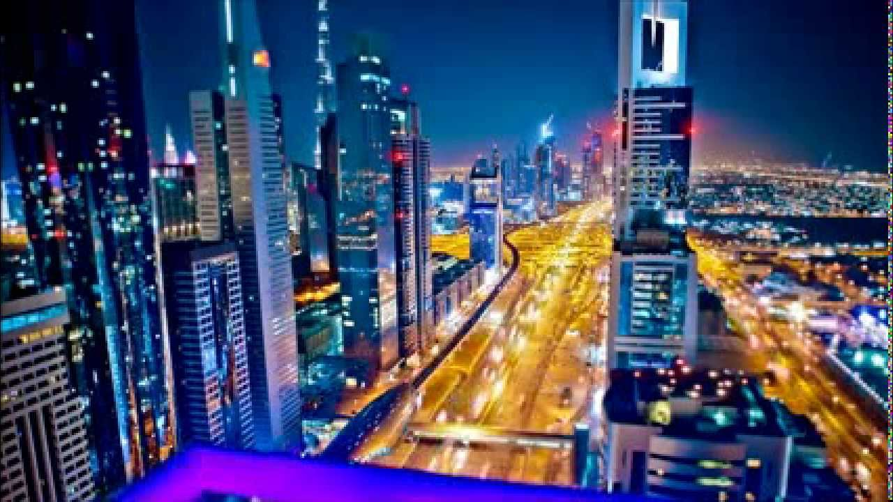 Dubai Time lapse - YouTube