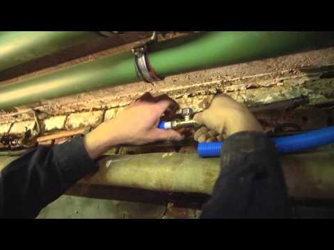 Waterleiding aansluiten (sanitaire aansluiting) - Klustips | GAMMA België