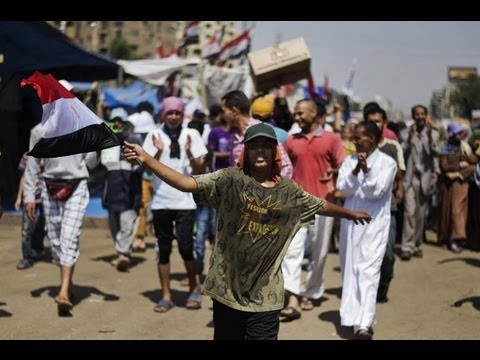 Egyptian militant group is accusing Israel of attacking it