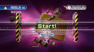 Wii Play Motion: Star Shuttle All Stages 60fps