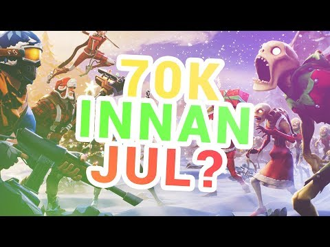 🎄  70K INNAN JUL? » SUPPORT-A-CREATOR KOD: abbe » 650+ Wins » !Swish !Member 🎄
