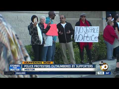 Protest planned over controversial SDPD email