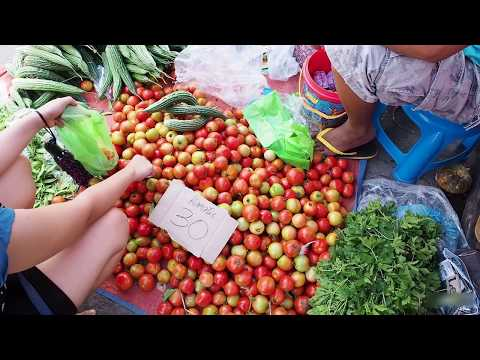 Cost of Living in the Philippines--A Trip To the Local Market