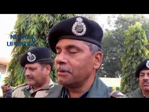 BSF retaliates, kills 10-12 pak soilders in J&K sambha sector, IG statement