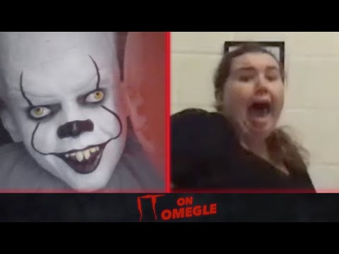 PENNYWISE ON OMEGLE! (IT CHAPTER TWO)