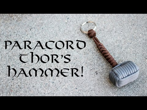 Paracord Thors Hammer - ODB Product Spotlight