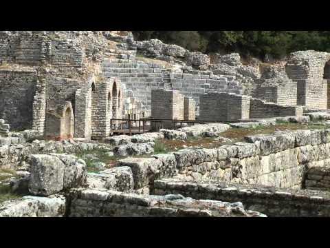 Saranda and Butrint, A Trip from Corfu