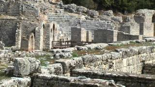 Saranda and Butrint, A Trip from Corfu