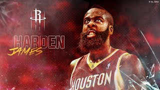 James Harden highlights Rick Ross gold roses ft.drake