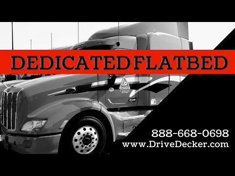 Dedicated Flatbed Jobs In Texas, Arkansas And Louisiana In 2018 - Nashville, AR Dedicated Flatbed