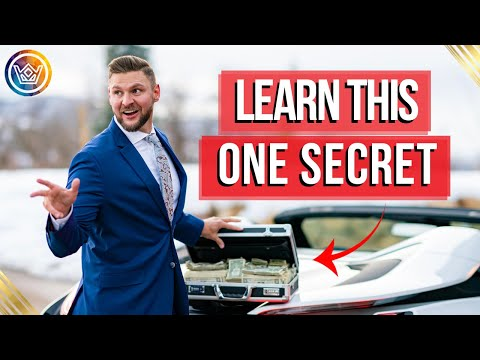 The Secret To Making Your First Million