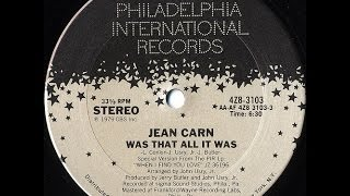 Jean Carn - Was that all it was [John Morales M&M long mix]