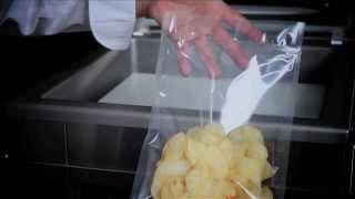 Cómo envasar al vacío un alimento con gas inerte (CC: Fran...