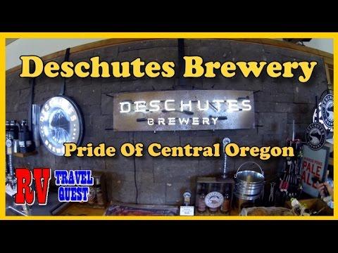 Deschutes Brewery Tour in Bend Oregon | RV Life | RV Travel Quest   #deschutesbrewery