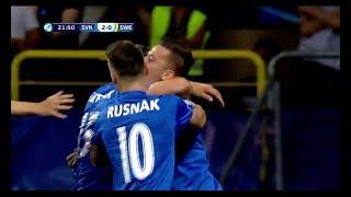 Video Gol Pertandingan Slovakia U-21 vs Swedia U-21