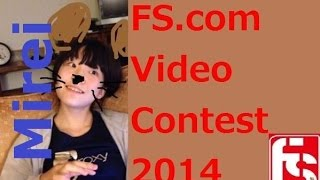 Mirei @ Fs.com Video Contest 2014