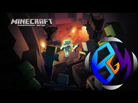Minecraft: PlayStation 4 Edition - Demo Gameplay