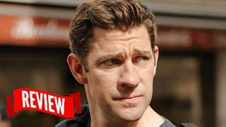 TOM CLANCY'S JACK RYAN Amazon Prime Original Serienreview Deutsch German 2018