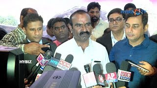 Bhupathi reddy | Chairman telangana tourism | Travel Trade Show in South India - TTF Hyderabad