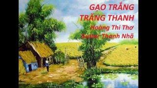 Gạo Trắng Trăng Thanh - Guitar Solo