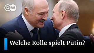 Staatsterorrismus in der Luft – Lukaschenko ausser Kontrolle?