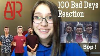 100 Bad Days Reaction // AJR Video