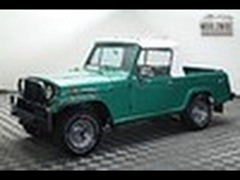 General Purpose Bargain: 1965 Jeep CJ5-A | Bring a Trailer |1965 Jeep Commando