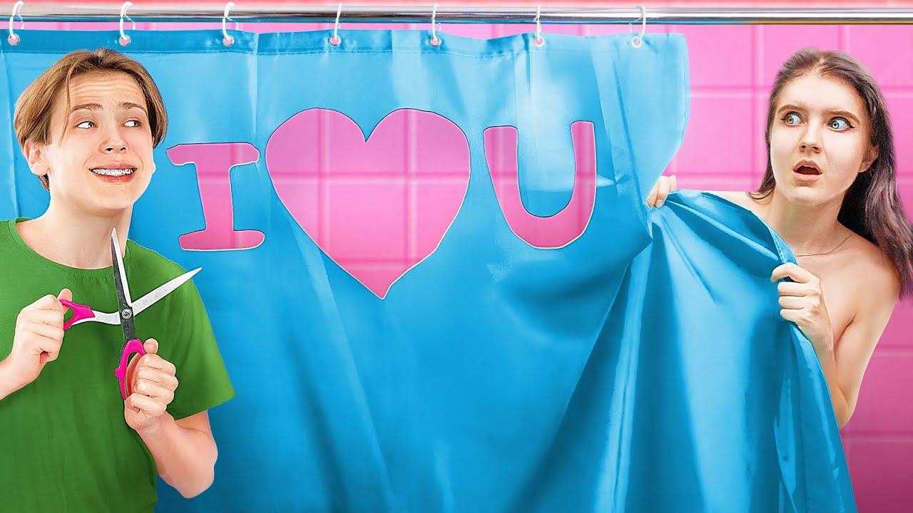 Мой брат впервые влюбился! 16 способов признаться девушке в любви